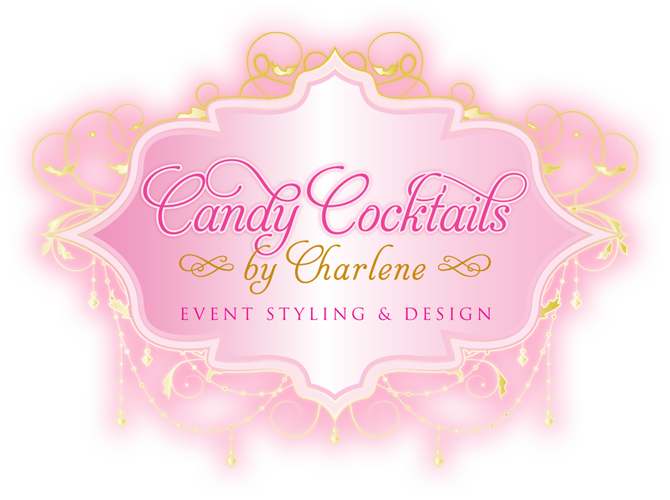 Candy Cocktails by Charlene